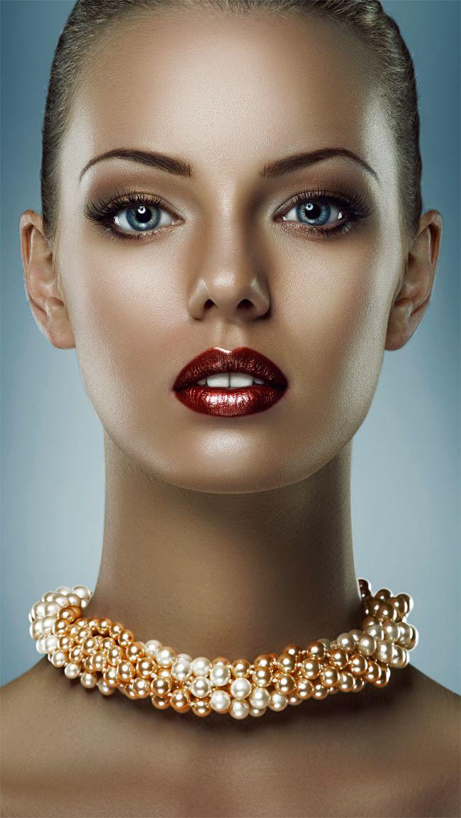Is She Real? #makeup, #lips, #pinsland, https://apps.facebook.com/yangutu
