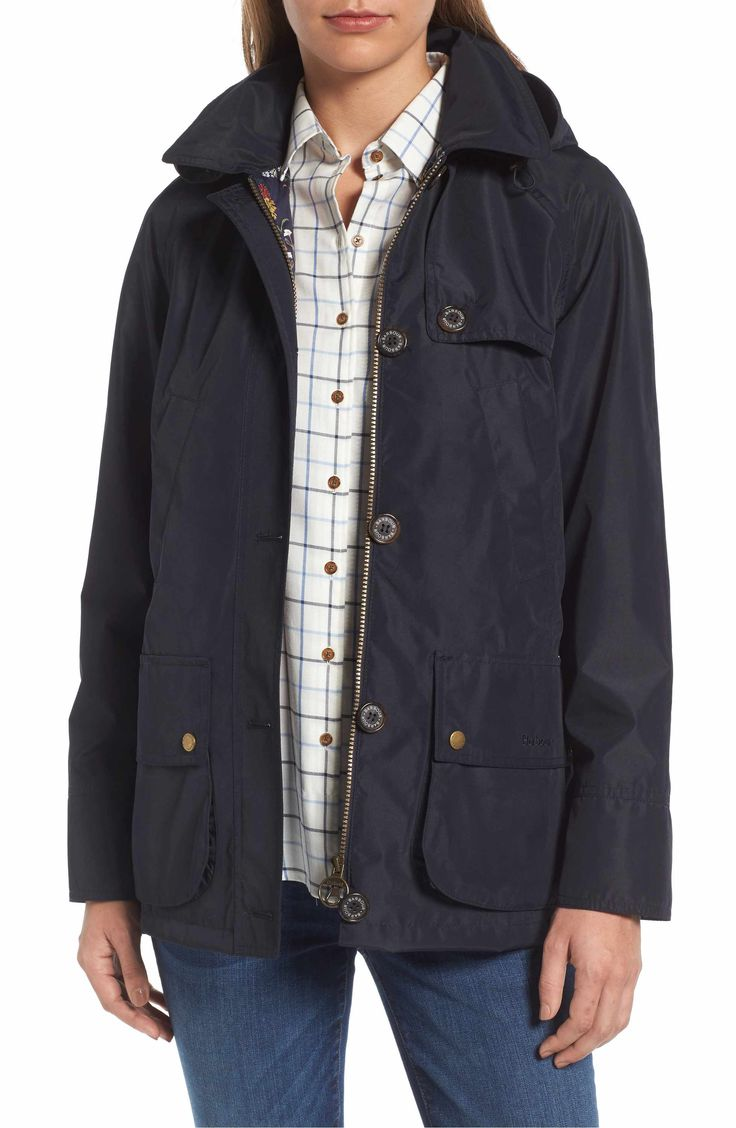 Main Image - Barbour 'Wytherstone' Waterproof Rain Jacket