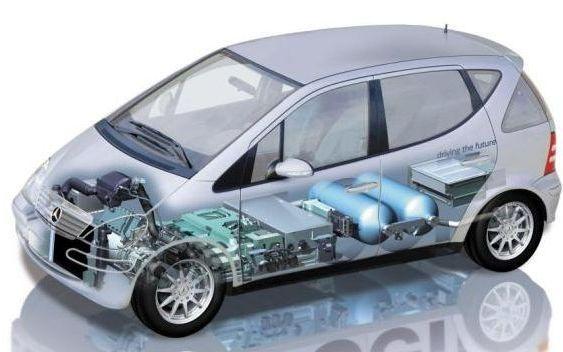Boron nitride-graphene create fuel cell for cars