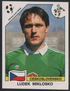Luděk Mikloško - Czechoslovakia