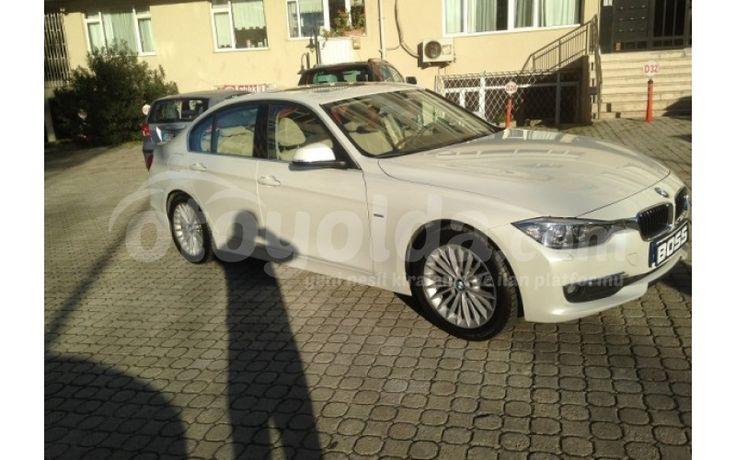 BOSS Luxury Rent A Car'dan kiralık BMW 3 Serisi 320i