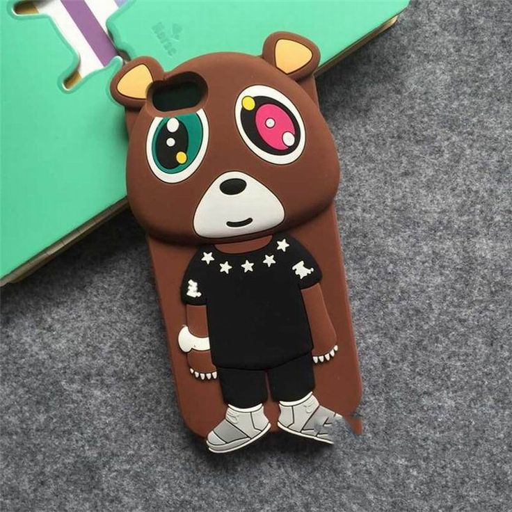 Drop Out Bear Phone Cover //Price: $14.95 & FREE Shipping