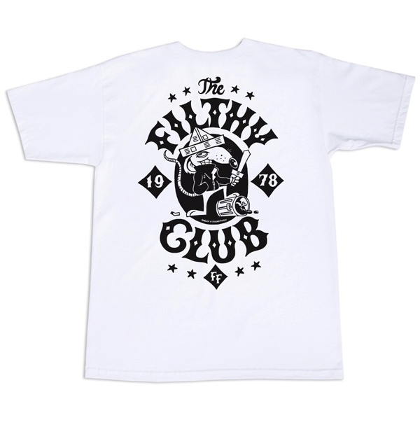 The Filthy Club - Shirt by Great Graphics Inc.