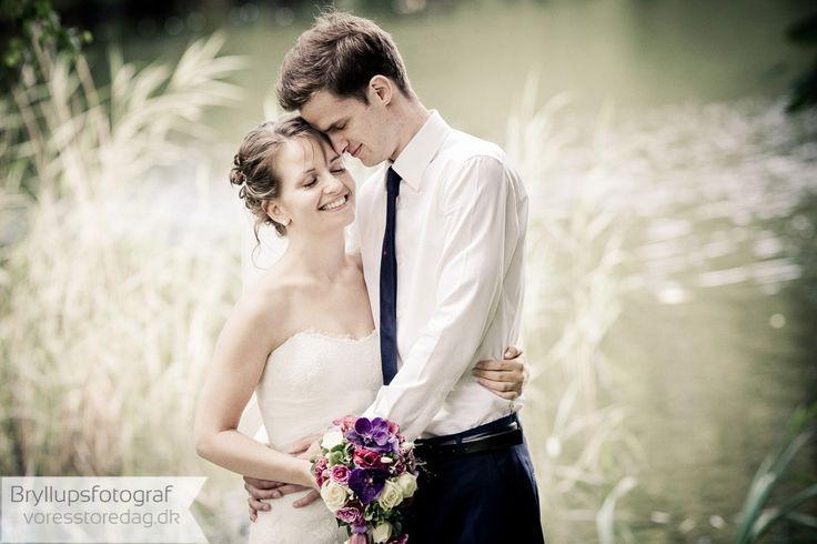 bryllupsfotografering Skjern