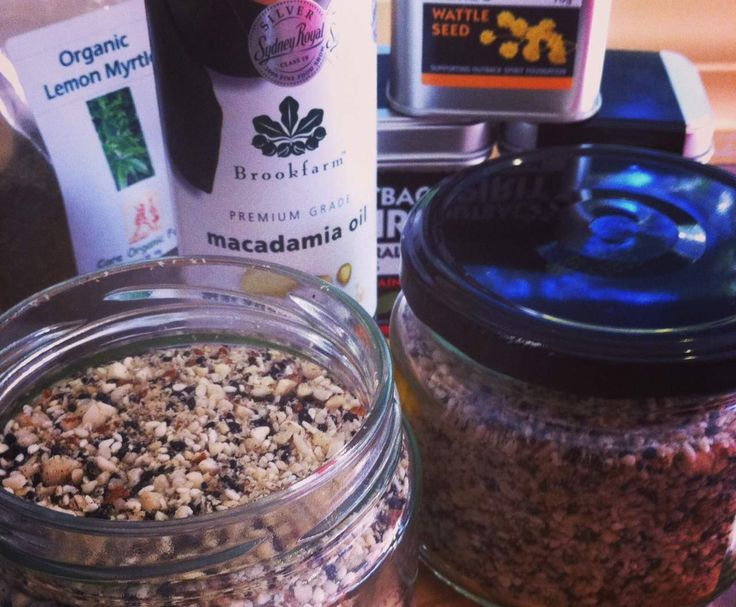 Recipe Australian Native Dukkah by Thermie and Louise - Recipe of category Sauces, dips & spreads
