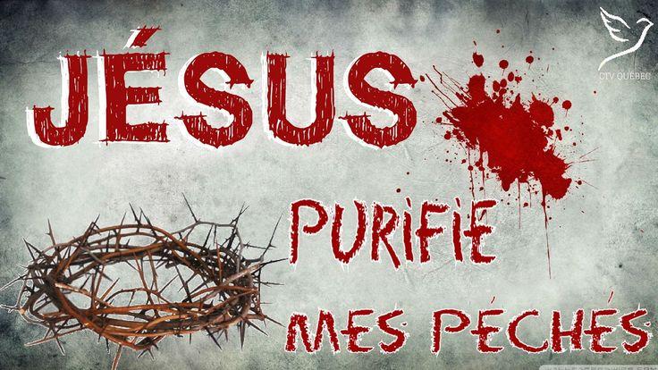 Une seule gouttelette du Sang de JÉSUS purifie nos péchés