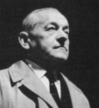 Leopold Trepper, 1904-1982. Espionage mastermind. He was the organizer of the Soviet spy ring (Red Orchestra) during World War II.