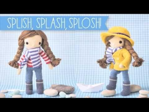 Making My Crochet Doll - YouTube
