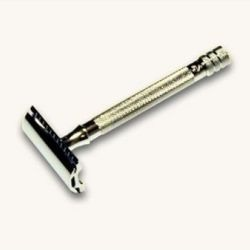 Merkur Long Handled Chrome Safety Razor - $32.99