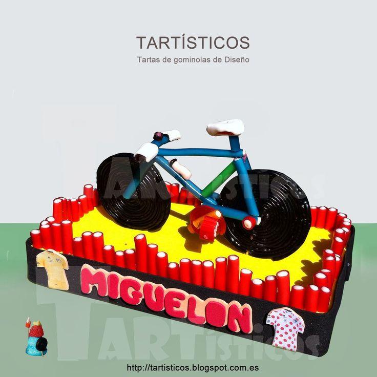 Tour Ciclista   TARTÍSTICOS