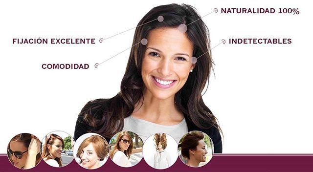 #Naturalidad de los pies a la cabeza con las #prótesiscapilares de #CentrosBeltrán. Son ideales para personas con #cáncer y #alopecia.…