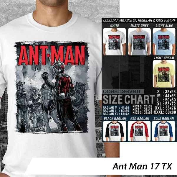 Ant Man 17 TX