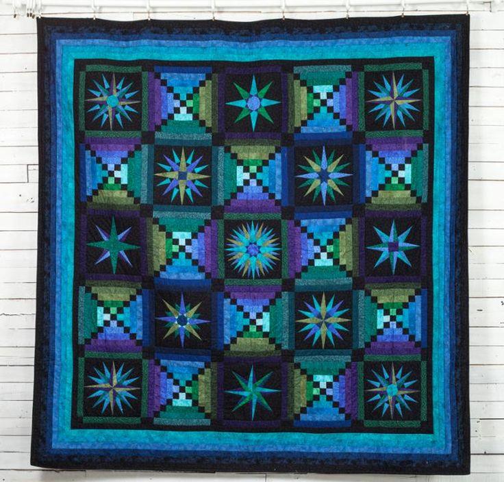 163 best images about Quilts .... Batik Quilts on Pinterest Batik quilts, Quilt and Block of ...