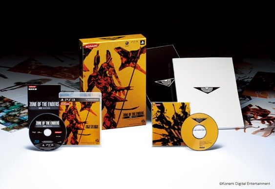 Zone of the Enders HD Collection: first screenshots   Gamefreaks