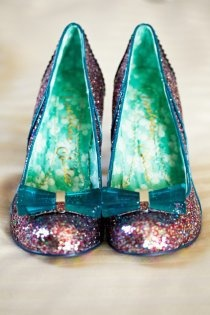 A Beautiful pair of sparkly shoes, are all I need to feel like princess... That's my #HOLIDAYSTYLE