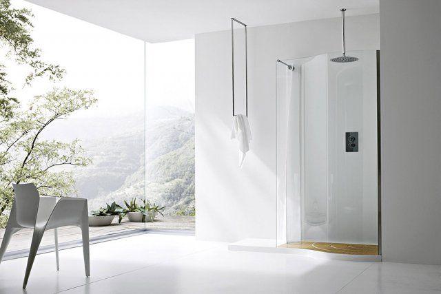 Remplacer sa baignoire par une douche: tous les avantages