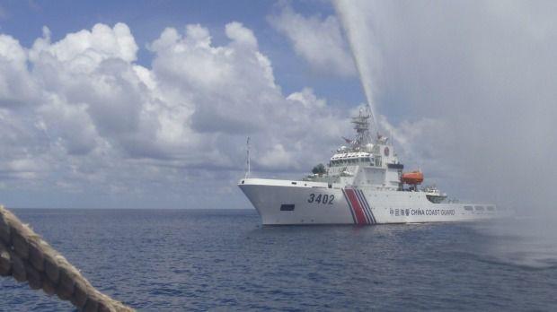 दक्षिण सागर में चीन की दादागिरी, फिलीपींस के नागरिकों को रोका
