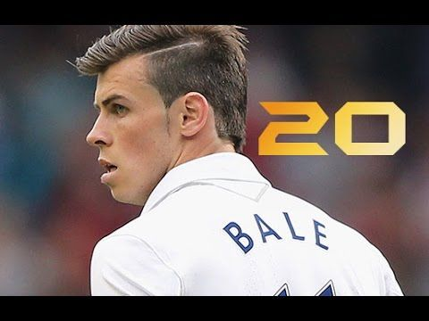 Gareth Bale ● Top 20 Amazing Goals Ever ● Feel The Speed ● 720p | HD ● GoalBeast