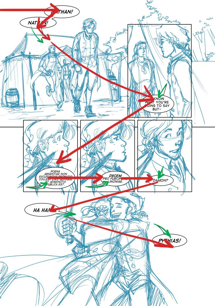 Word Balloon Layout Tutorial