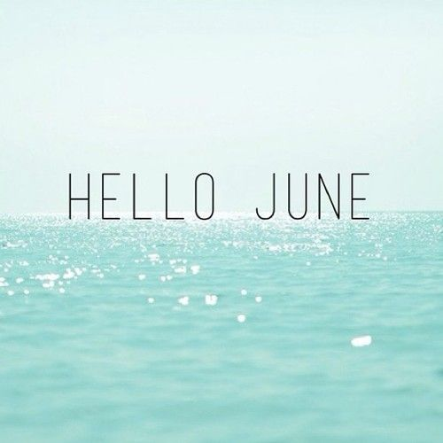 hello june, hello summer. #beach  Summer ☀☀☀  Pinterest  Sleep, Summer and...