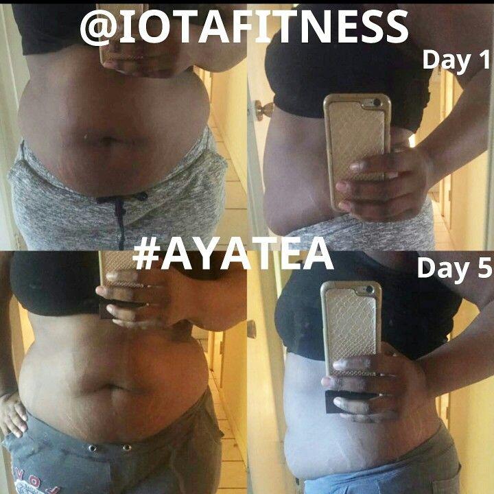 Aya Tea Results | Weight Loss | Pinterest | Teas, Weight ...