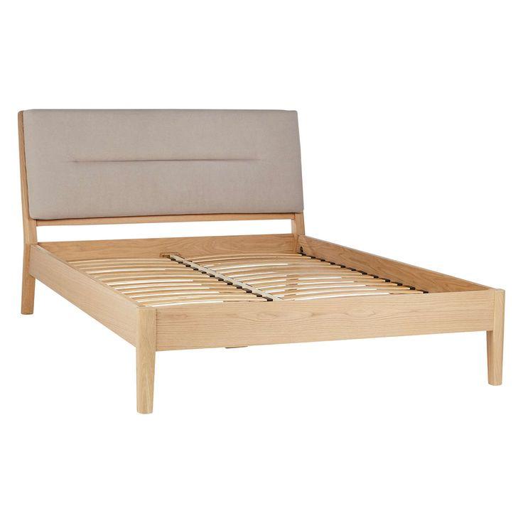 Leather Bed Oak Beds Und: Best 25+ Oak Bed Frame Ideas On Pinterest