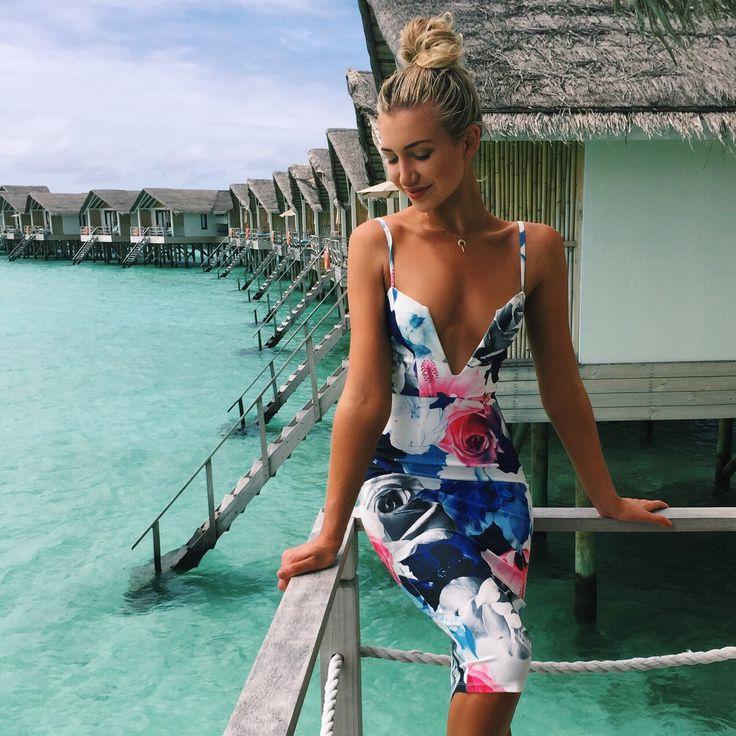 Island Hopping in the Maldives   Gabby Epstein