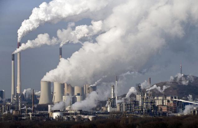 أنواع التلوث البيئي وأسبابه وأهم طرق الحفاظ على البيئة Essential Oils For Asthma Climate Change Asthma