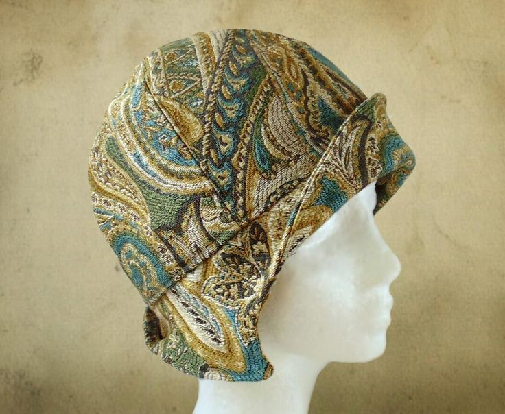 Awesome Cloche Hat Sewing Pattern Adornment - Easy Scarf Knitting ...