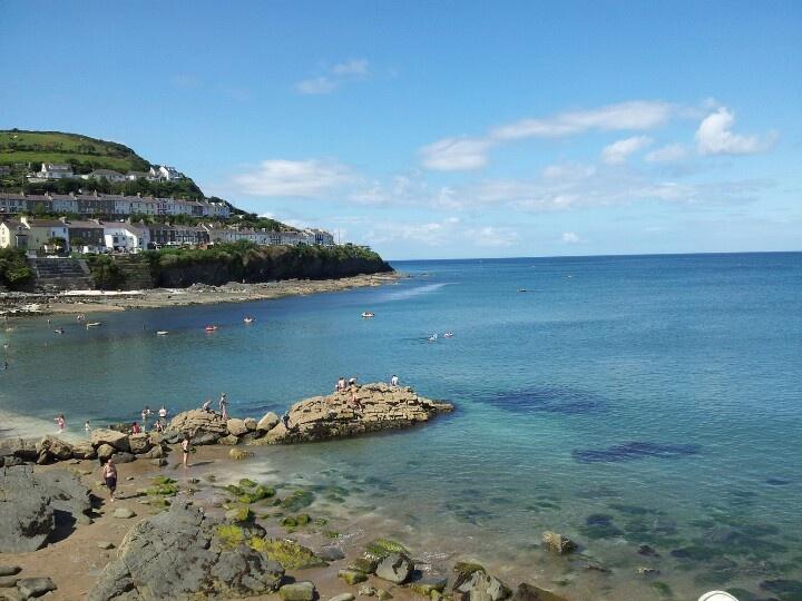New Quay, Ceredigion- home sweet home:)