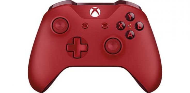 A red Xbox One controller is coming to Gamestop and the Microsoft Store next week