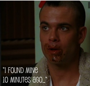 Noah Puckerman a.k.a. Puck, is probably the funniest character. Second only to Kurt Hummel!
