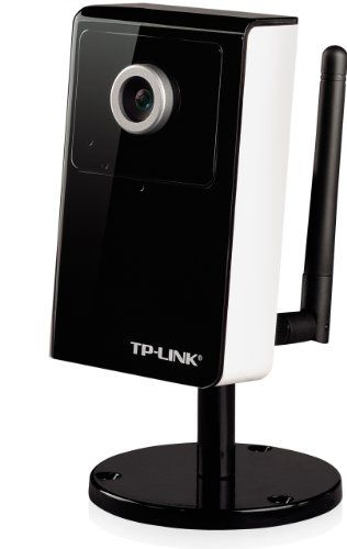 TP-LINK TL-SC3130G Wireless IP Surveillance Camera 2.4Ghz 54Mbps 802.11b/g CMOS 640480 Motion Detection 2-Way Audio Review http://ift.tt/2CE7aBz