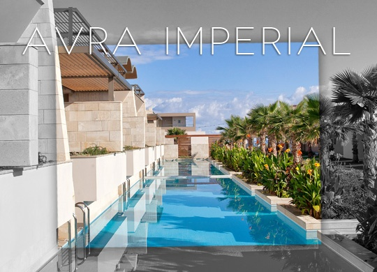Avra Imperial The New Property In Crete Proudly Presents And Prodigious Resort Promises