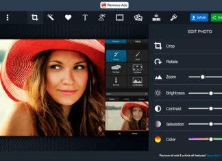 piZap, una forma de Retocar Fotos Online sin necesidad de registrarse ni descargar ningún programa