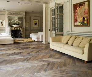 Herringbone Parquet Wood Flooring By Ebony And Co M Lofts Pinterest House
