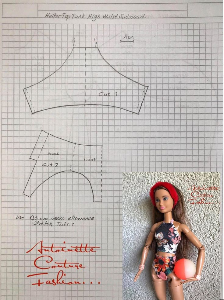 Fashion Dolls Couture – Unlimited: R E D..- Barbie made to move