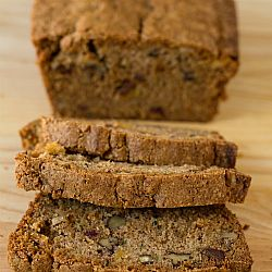Zucchini Pineapple Bread Recipe | Brown Eyed Baker