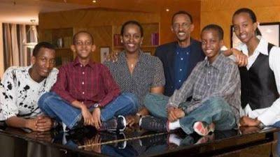 SHIKAMA   : IBYAHISHUWE: Nyiramongi Janete muka Pawulo Kagame ...