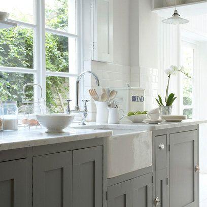 Modern Kitchen Design   Contemporary Country Kitchen Ideas   Decorating Ideas   Interiors   Red Online