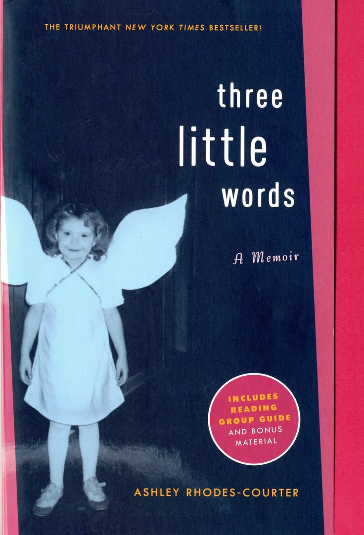 The June 2015 book selection is Three Little Words, by Ashley Rhodes-Courter. All book club discussions take place on the second Wednesday of each month at 8:30pm Eastern. #ReadingWomen #Theta #Theta1870 #Books #BookClub