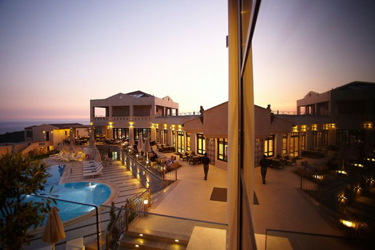Sivota Diamond Spa Resort at Sivota Greece - Πισίνες