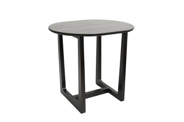 Globe West - Geo Side Table Oval