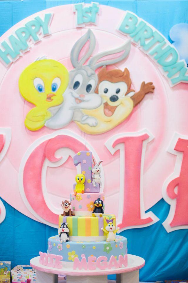 Baby Looney Tunes 1st Birthday Looney Tunes 1st Birthday