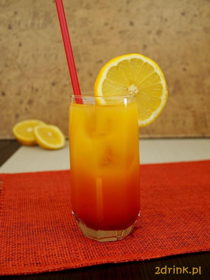 Vodka Sunrise
