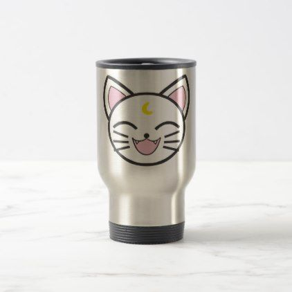 moon cat travel mug - decor gifts diy home & living cyo giftidea