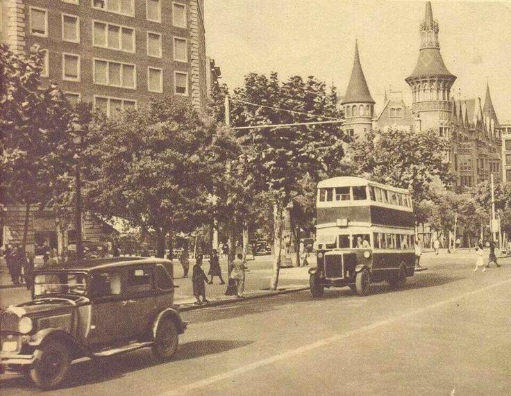Diagonal.1940 #Barcelona