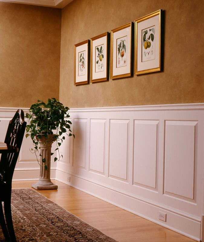Wainscoting Ideas Dining Room: 35 Best Trim Work, Wainscot, Mouldings, Panels & Coffered