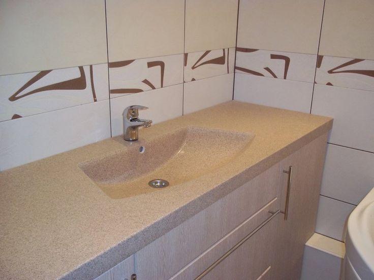 Раковины для ванной из искусственного камня (45 фото): как их установить в ванную комнату