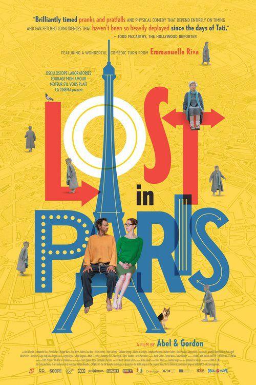 Watch Lost in Paris full movie